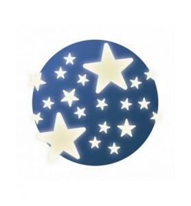 Stickers mural étoiles