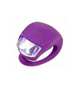 Lumière led violette
