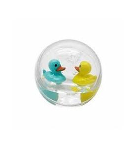 Bulle d'eau bébés canards