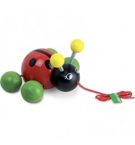 Baby Ladybug à trainer