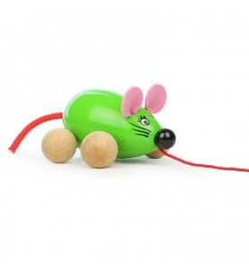 Lisa la souris verte à trainer