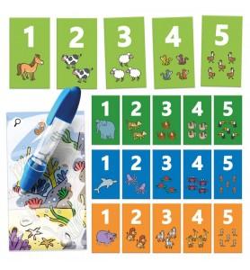 Flashcards find 123 magic pen