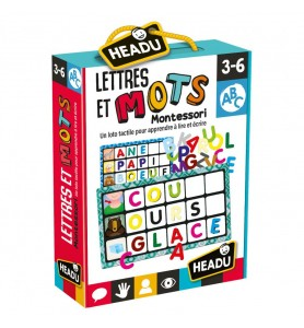 Lettres et mots Montessori