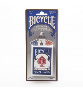 Cartes bicycle sous blister