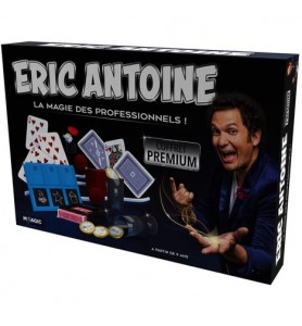 Coffret exclusive Eric Antoine