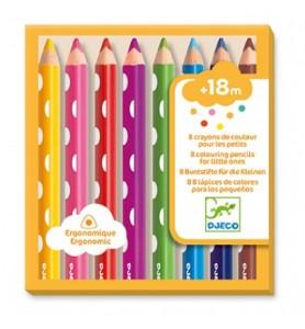 Crayons de couleurs pour...