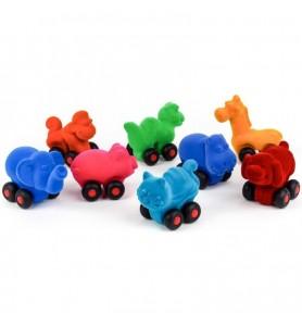 Micro animaux roulants