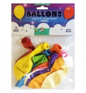 Ballon à gonfler géant