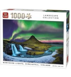 Puzzle 1000 pièces nothern...