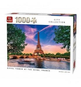 Puzzle 1000 pièces la Tour...