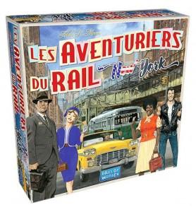 Les aventuriers du rail New...
