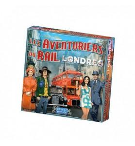 Les aventuriers du rail...