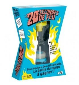 20 secondes de feu