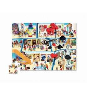 Puzzle 48 pièces Une...