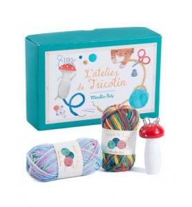 L'atelier de tricotin