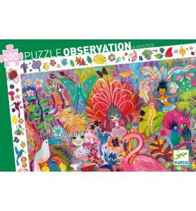 Puzzle 200 pièces...