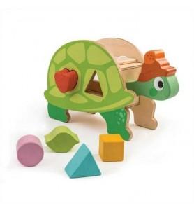 Boite à formes tortue
