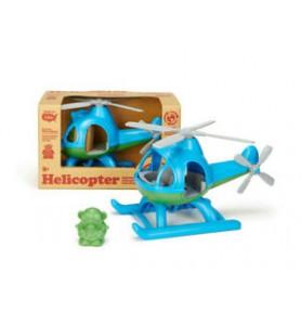 Hélicopter bleu