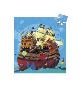Puzzle 54 pièces Le bateau...