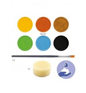 Maquillage palette 6...