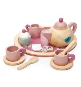 Set de thé oiseau