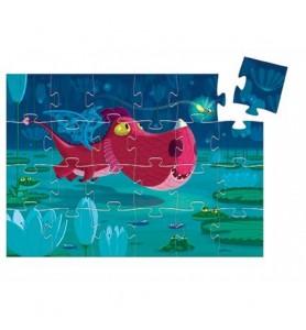Puzzle 24 pièces Edmond le...