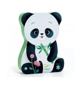 Puzzle 24 pièces Léo le panda