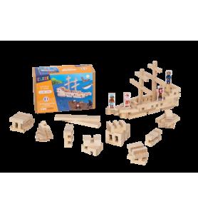 Construction bois et kit...
