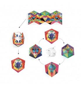 Origami flexanimaux