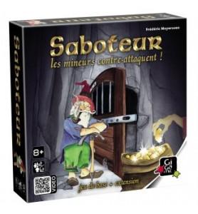 Saboteur 2 Les Mineurs...