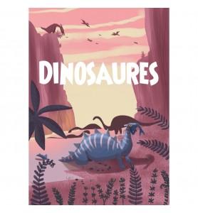 Kit créatif dinosaures