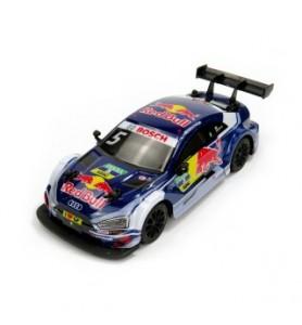 Audi RS5 DTM bleu