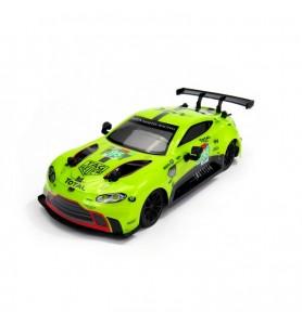 Aston Martin Vantage GTE verte