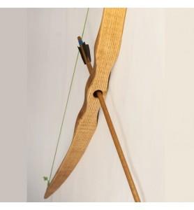 Arc avec des flèches