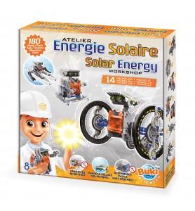 Énergie solaire 14 en 1