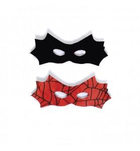 Masque réversible Spiderman...