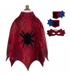 Cape Spiderman masque...