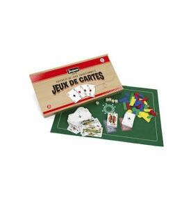 Coffret de jeux de cartes
