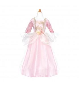 Robe de princesse rose rose...