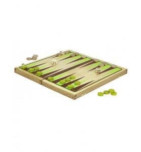 Backgammon pliant