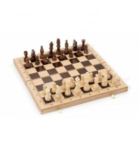 Jeu d'échecs pliant