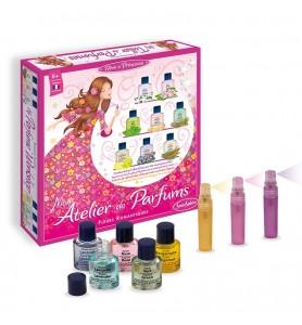 Mon atelier de parfums...