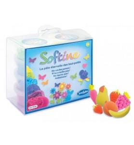 Softine coffret 8 pots