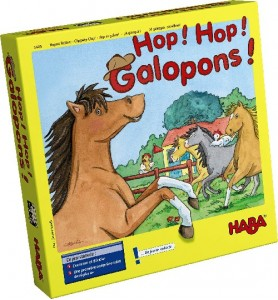 Hop! hop! galopons !