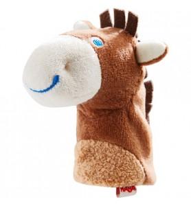 Marionnette à doigt cheval...