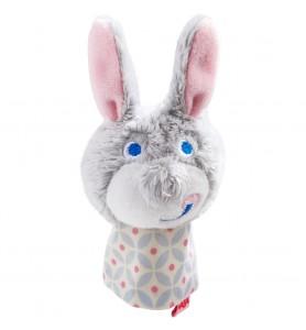 Marionnette à doigt lapin...