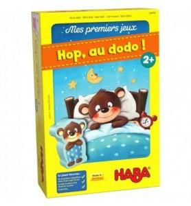 Mes premiers jeux hop, au dodo