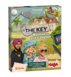 The Key Meurtres au golf...