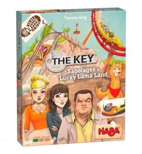 The Key Sabotages à Lucky...