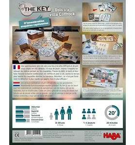 The Key Vols à la villa...